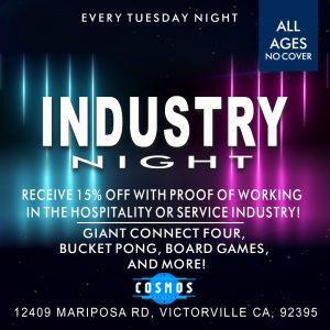 industry night6