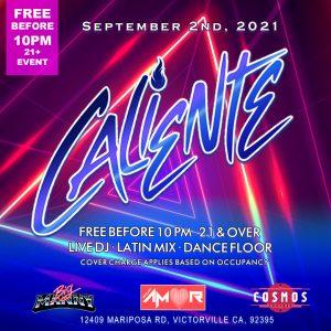 Caliente Layout Sept2