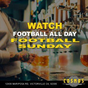 Weekend Football Special